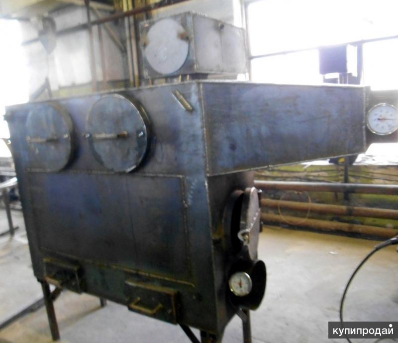 Промышленный воздуханагреватель (отопление)