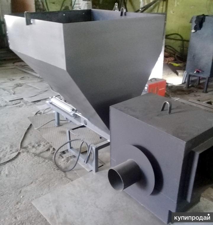 Котел на шелухе 200 кВт