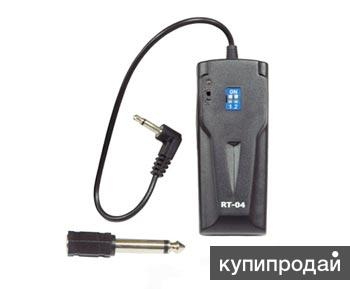 Радиосинхронизатор RTR-04 (приёмник) для студийных вспышек