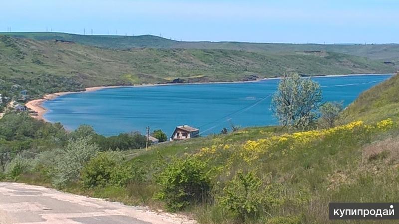 Продается участок 10 соток Щелкино,Крым