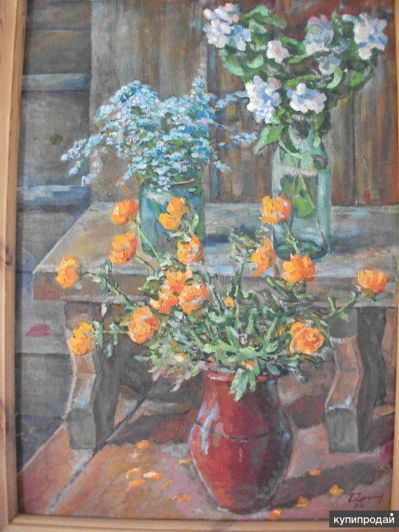 Продаю картину художника Ершова Б.Н.