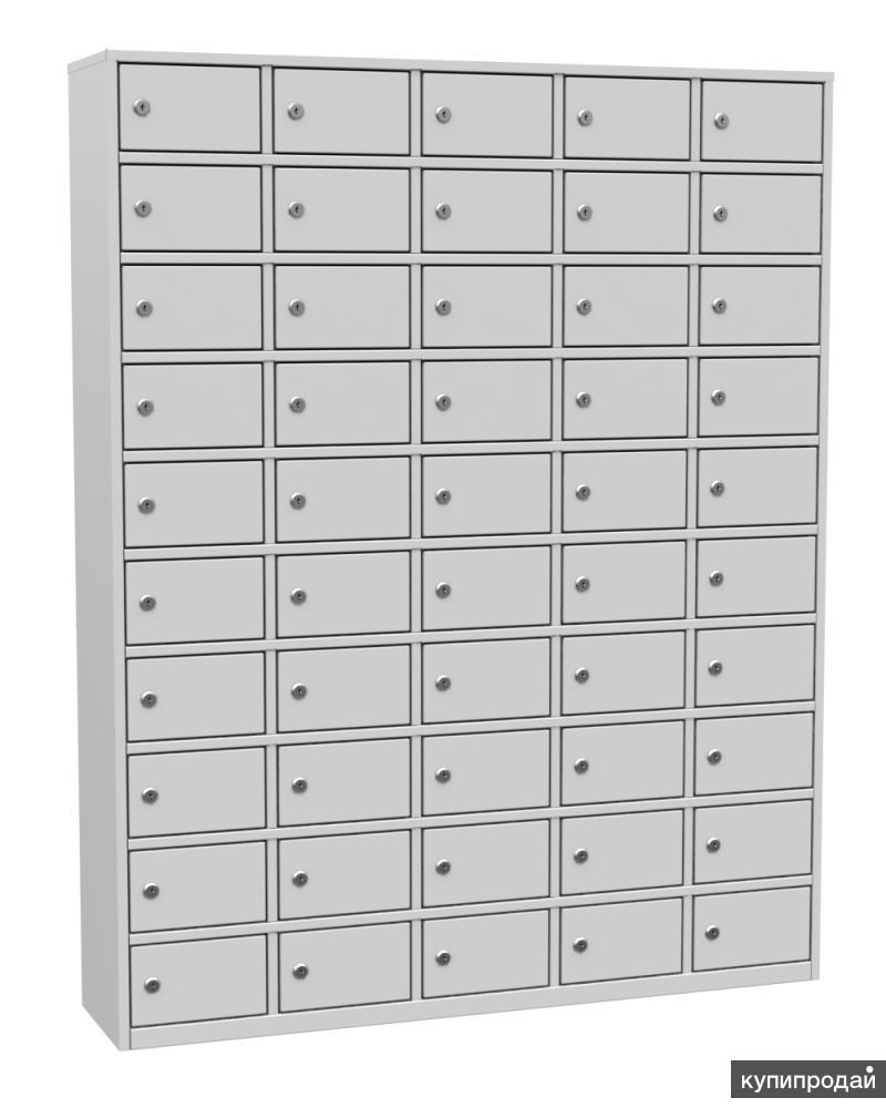 Шкаф металлический абонентский ША-50
