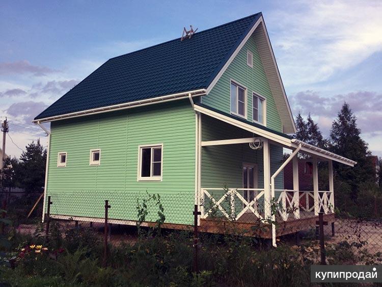 Заказать строительство дачного домика недорого в Пензе