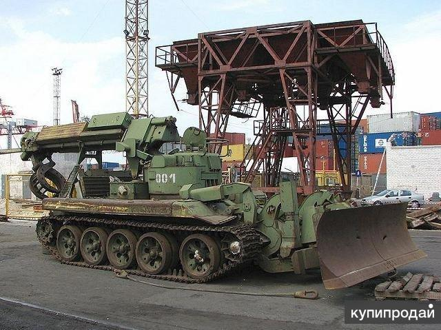 Военная техника ИМР - 1 Инженерная Машина Разграждения