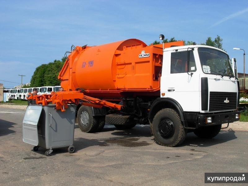 Продается мусоровоз КО-449-33