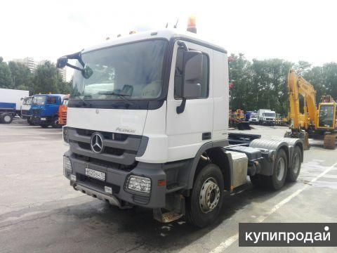 Продам тягач Mercedes-Benz Actros 3341S
