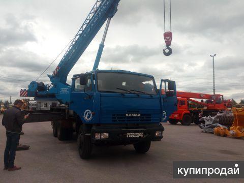 Продается автокран КС-55713-1К-3