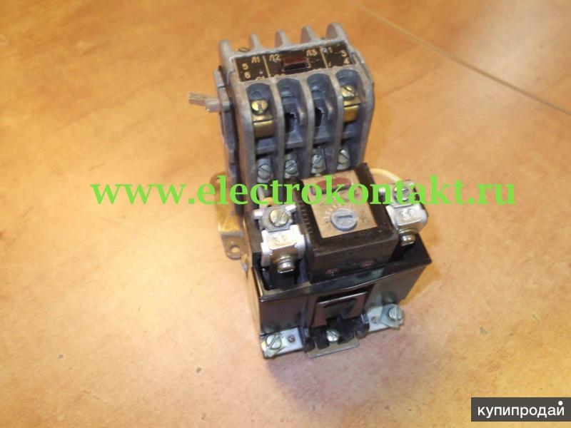 Купить Пускатель ПМЕ - 072-У3В 380В 50Гц катушка 127В . 220В . 380В 4А