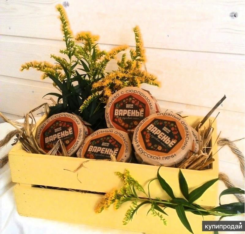 Варенье, джемы и конфитюры, произведенные методом запекания в печах.