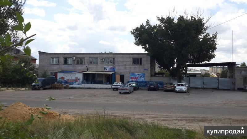 Производственно-складской комплекс в Волгограде