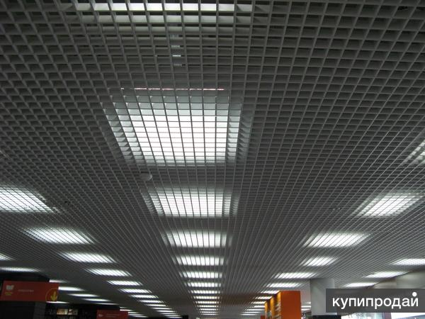 Продажа потолков - Грильято