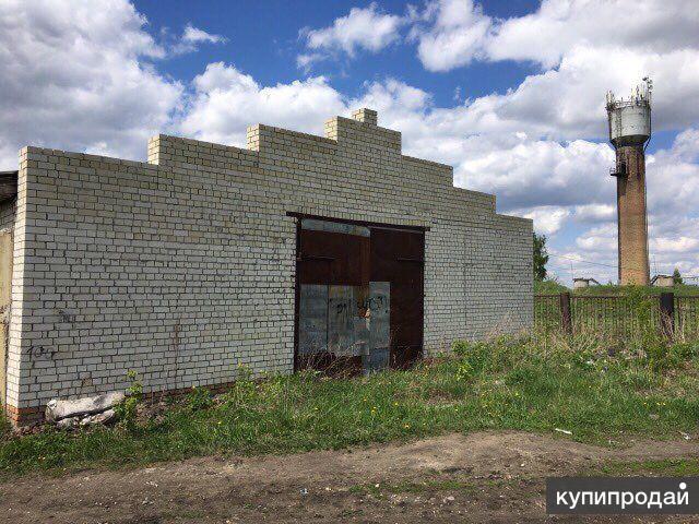 Продам помещение под склад в Богословка. по ул. Советская 1в. 506 м2, 7,2 сот зе