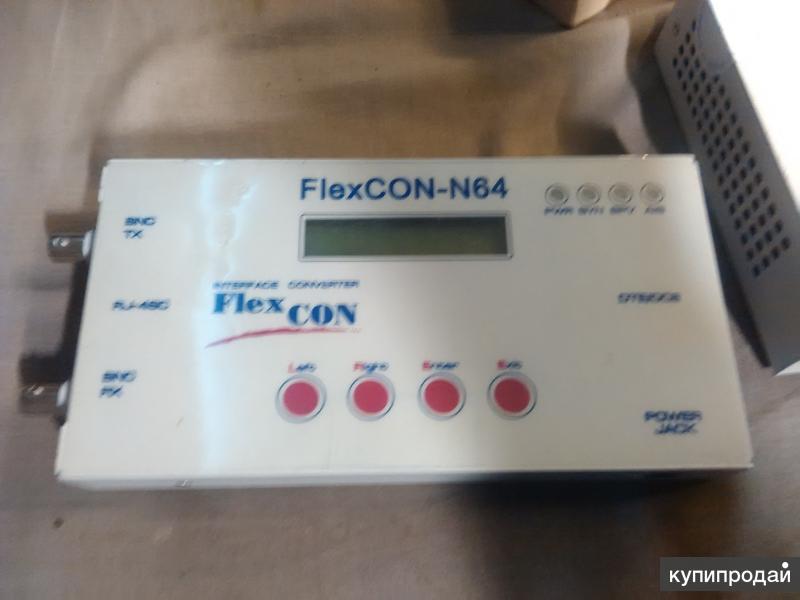 Конвертер интерфейсов FlexCON-N64