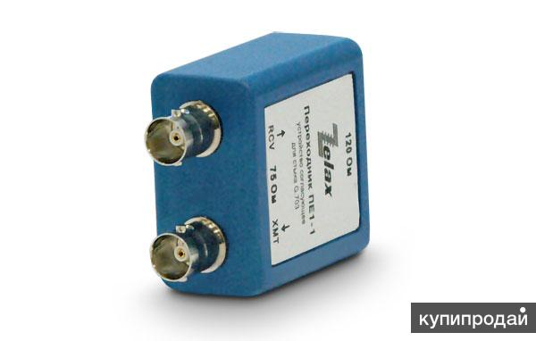 Согласующее устройство G.703 2048 кбит/с ПЕ1-1