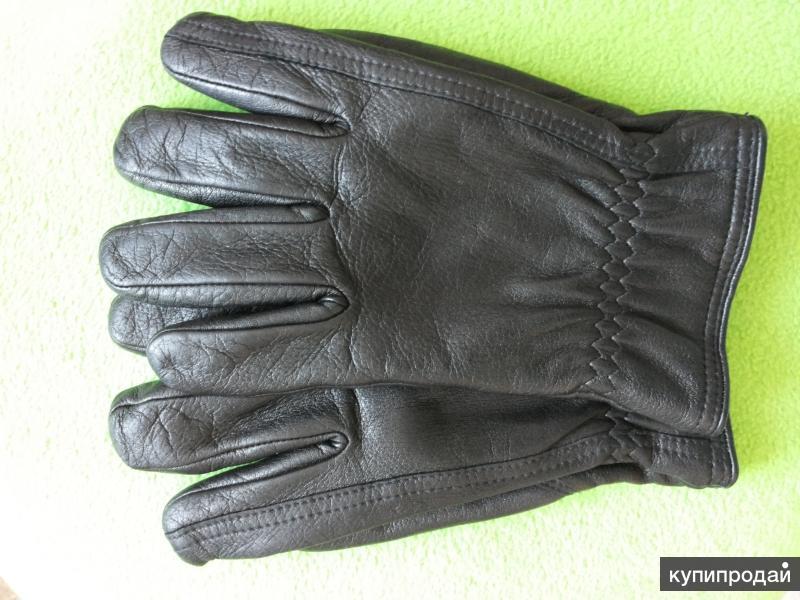 Перчатки мужские кожаные фирмы Laimbock