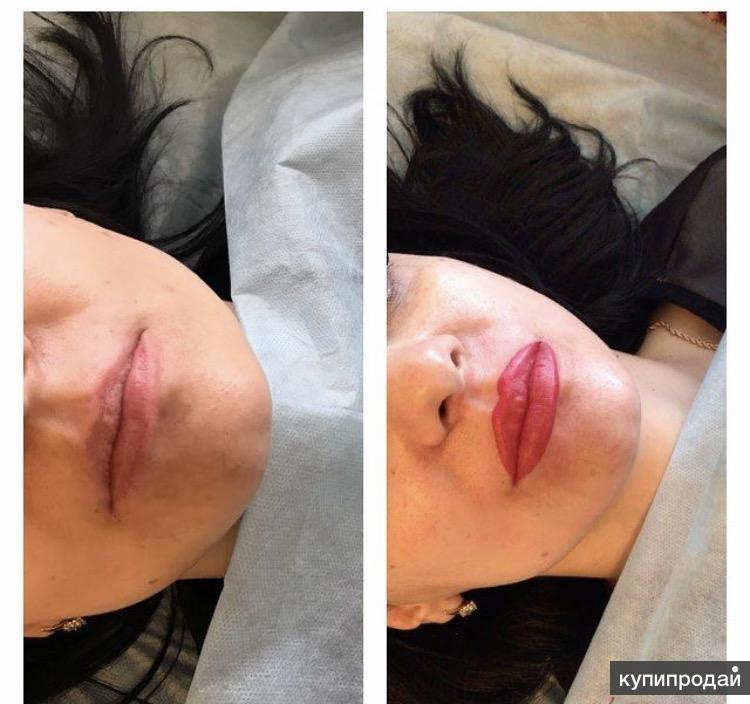 основном вязали микроблейдинг акварельная техника губ фото принять участие таком