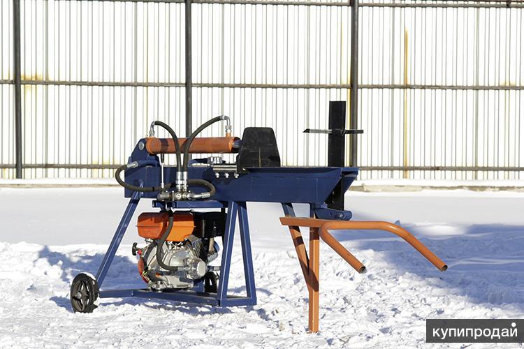 """Дровокол """"Медведь"""" с электрическим двигателем 2,2 кВт/4,4 кВт"""