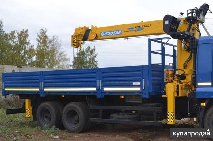 КМУ Soosan SCS 736L II