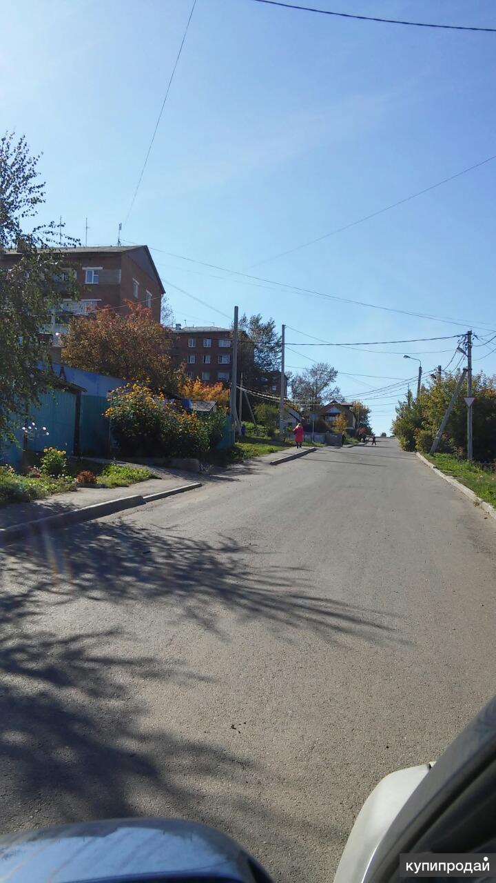 Продам земельный участок г. Иркутск, ул. Колхозная