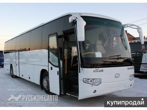 Междугородный автобус Higer 6119TQ 55 мест