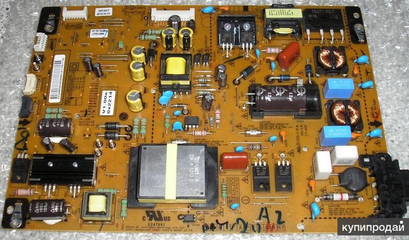 Power supply(PSU):EAX64427101(1.4): EAX64427101(1.6)