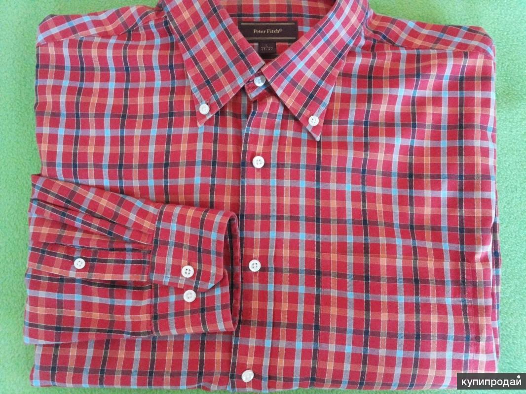 Рубашка мужская Peter Fitch