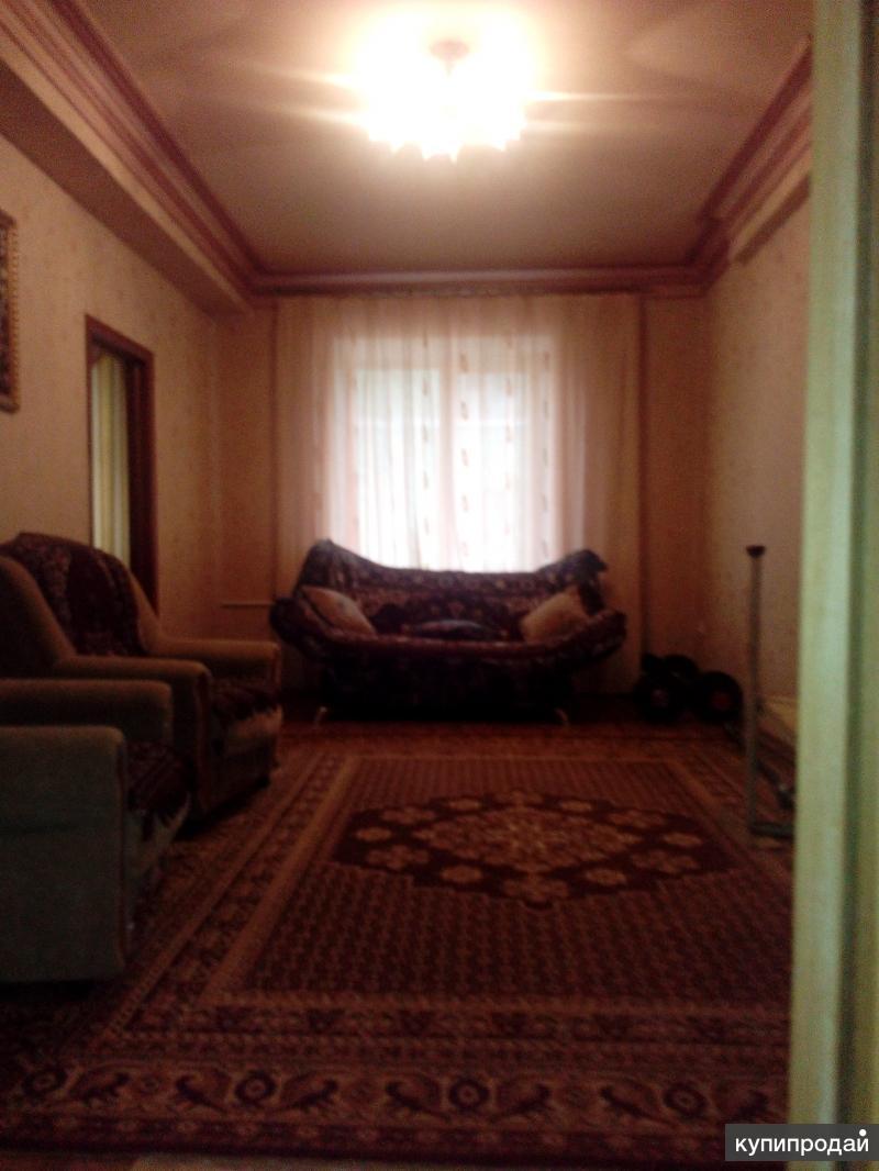 3-к квартира, 53 м2, 1/2 эт.