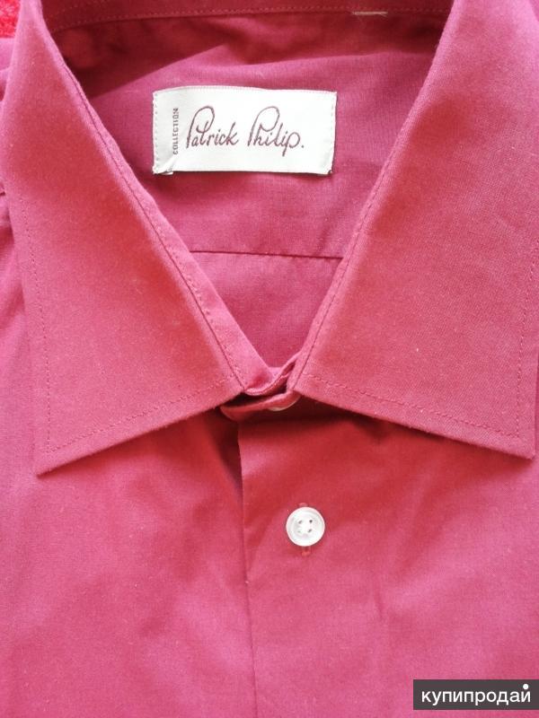Рубашка мужская Patrik Philip