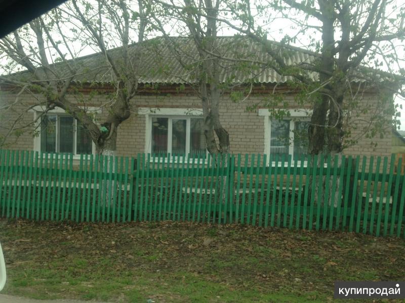 Дом 100 м2 Сергиевский район, с. Калиновка