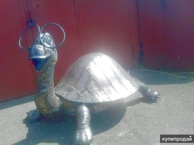 """Черепаха из м/ф """"Львенок и черепаха"""""""