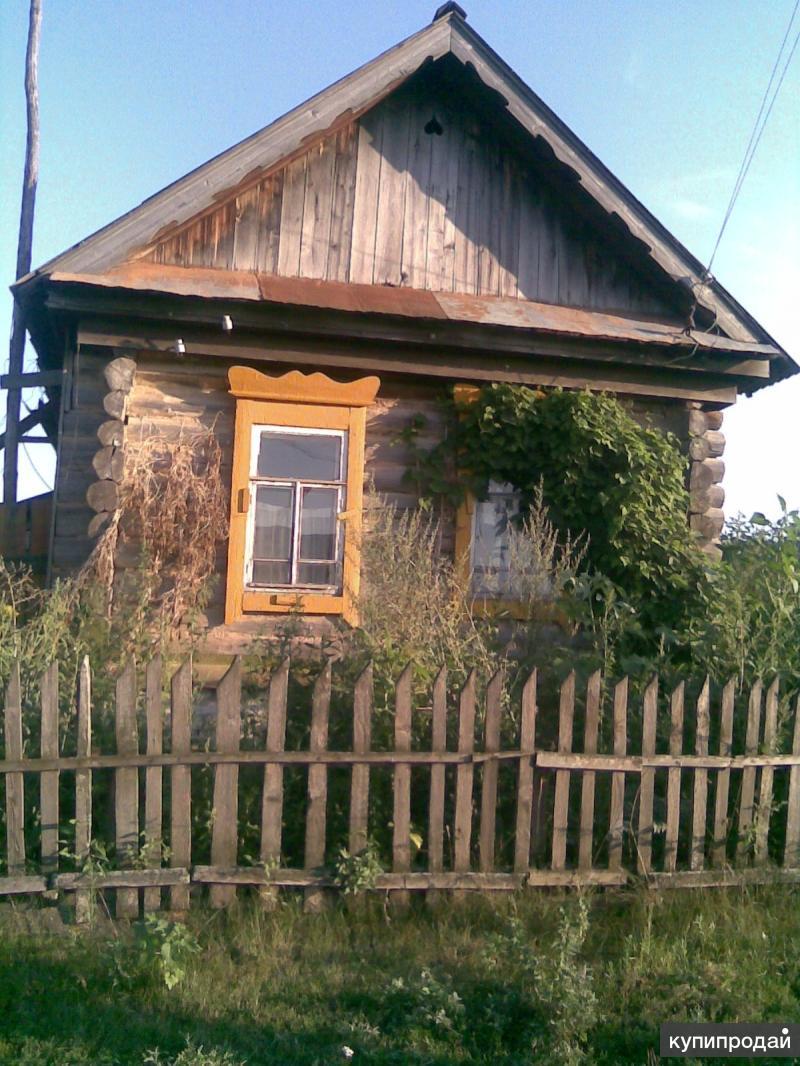 Продаю участок с дер. домом во Владимировке, 35 соток