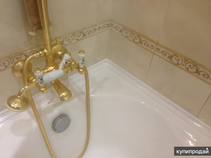 бордюр на ванну-керамика