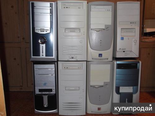 Много компьютеров для дома и офиса, игр и работы