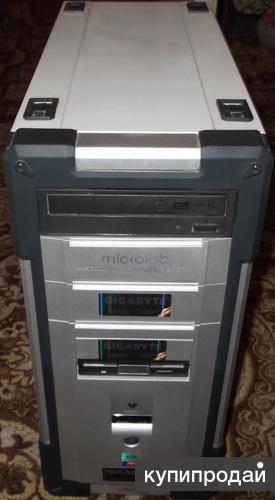 """Компьютер (системный блок, """"процессор"""") Microlab"""