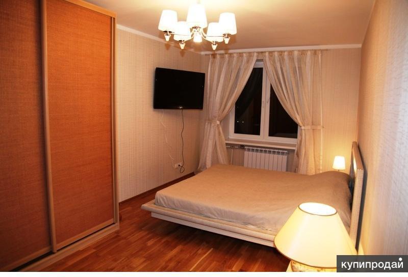 Сдаю на часы и сутки 1-комнатную квартиру на бульваре Заречный, 5