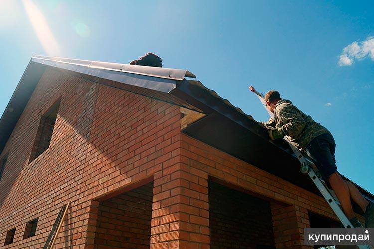 Ремонт и строительство крыши, замена кровли в Пензе