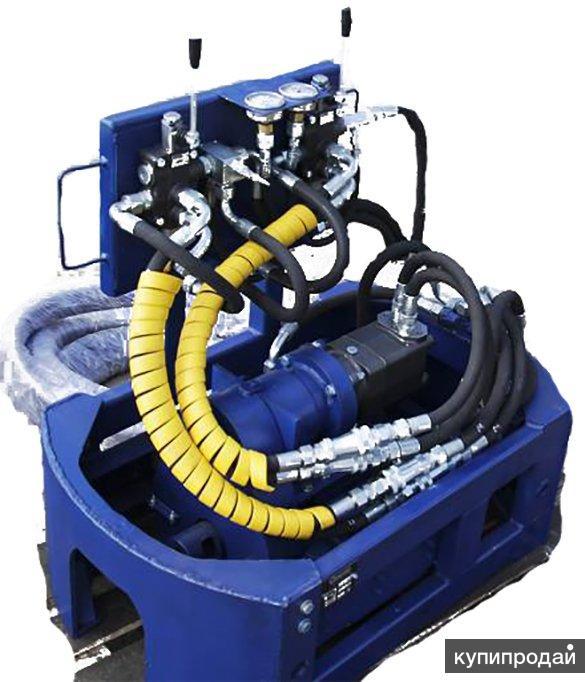 Установка управляемого прокола Pusher-S 450C-20 колодезного типа