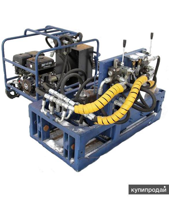 Установка неуправляемого прокола Pusher 650U-40 котлованного типа