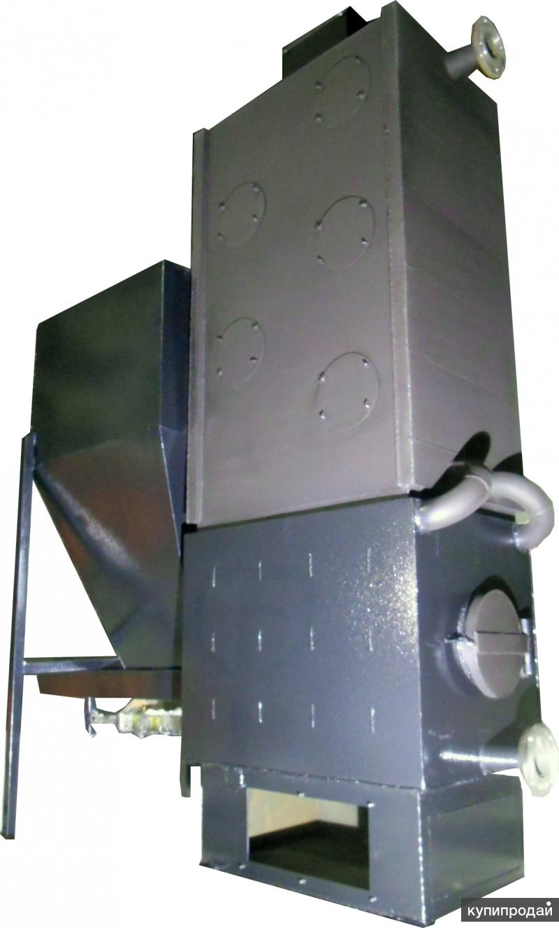 Котел на пеллетах 120 кВт (автомат)