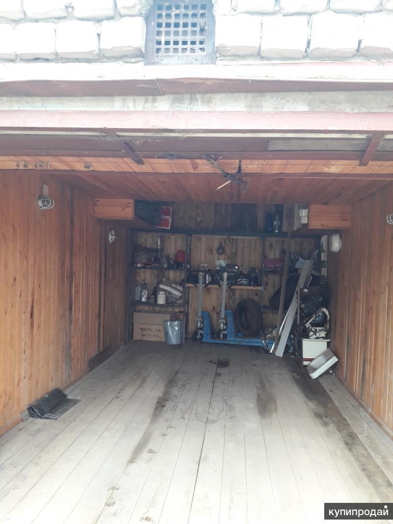 Продаётся кирпичный гараж