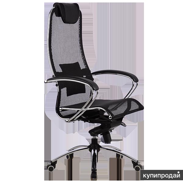 Офисное кресло Самурай С-1 из кевлара