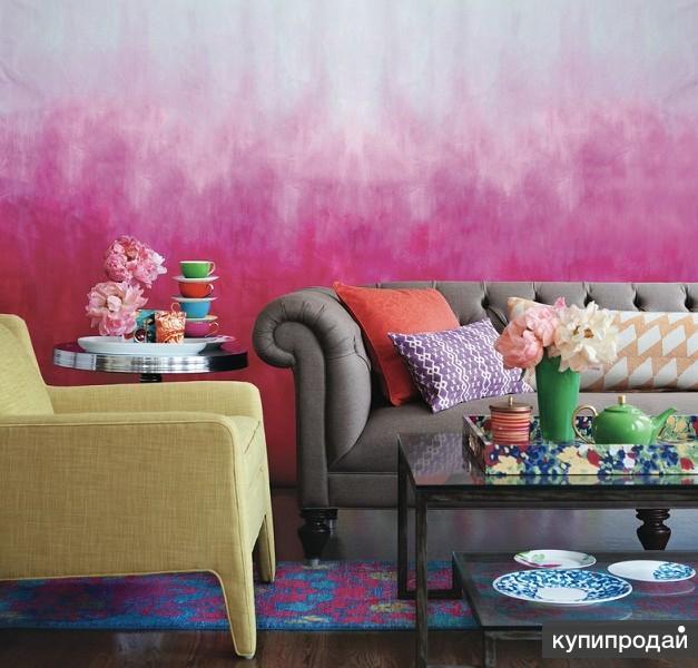 Качественная краска для интерьера и фасада - OLSTA