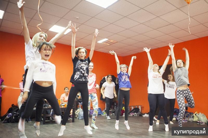 Танцы, Йога, Стретчинг для взрослых и детей