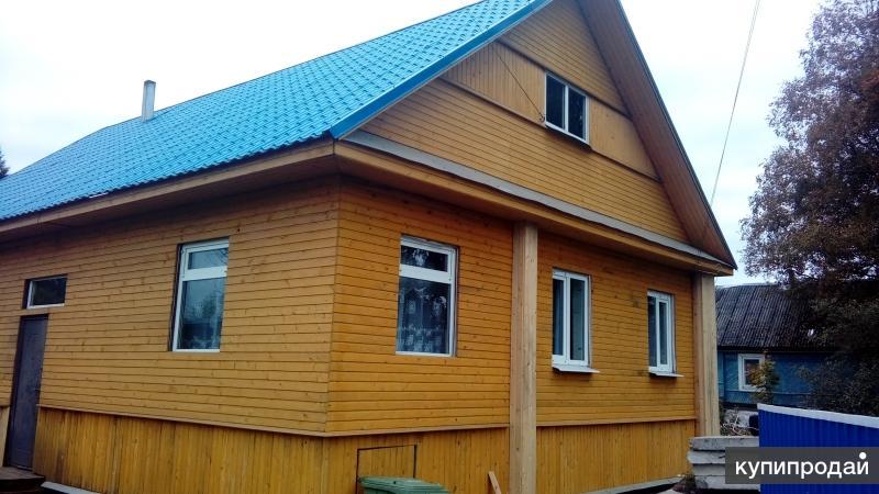 Дом 105 м2 на участке 15 соток