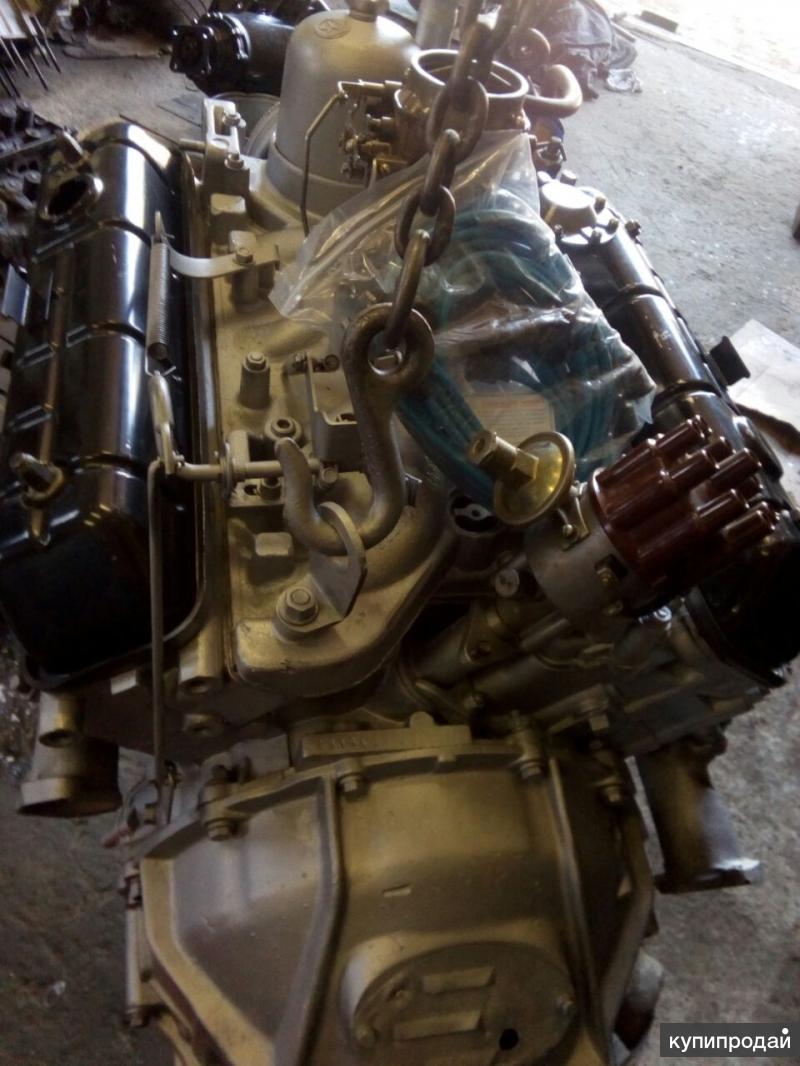 Двигатель ГАЗ-66 (ЗМЗ-53)