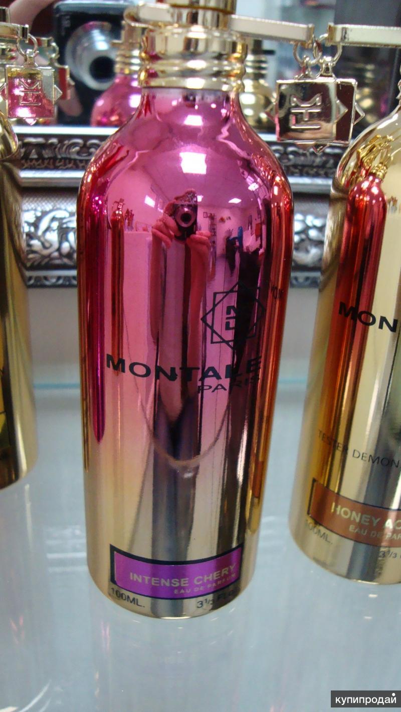 MONTALE INTENSE CHERRRY eau de parfum 100 мл Тестер