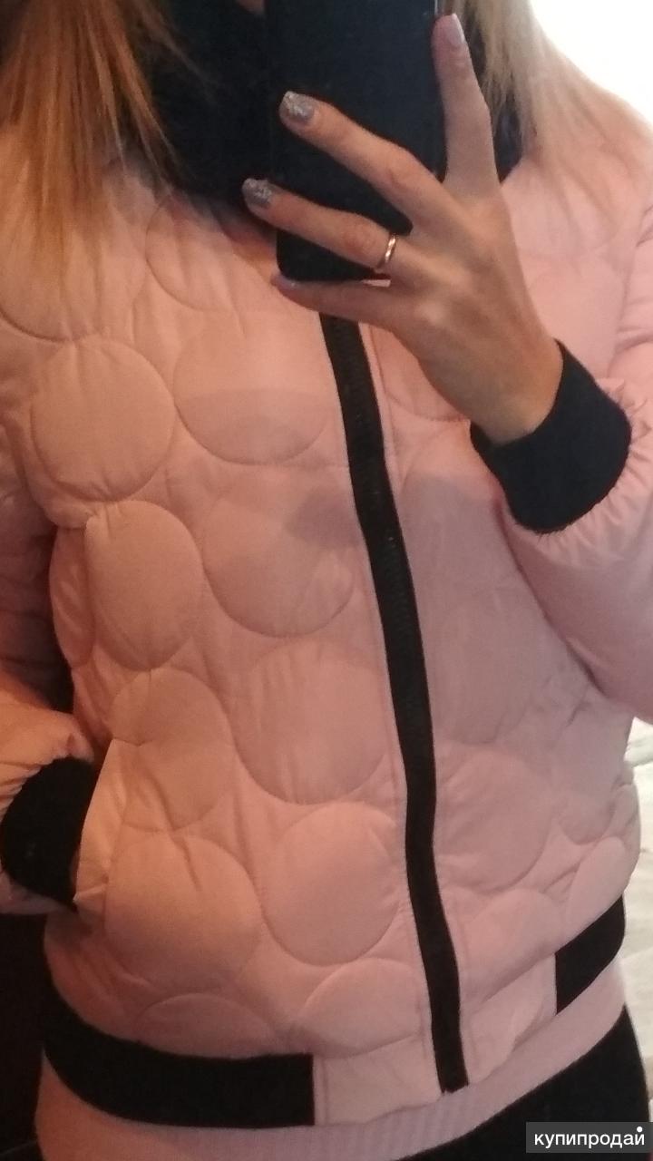 Курточка размер 44-46. Отл сост.
