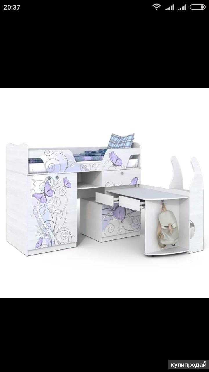 Набор мебели Леди 1. Сканд мебель