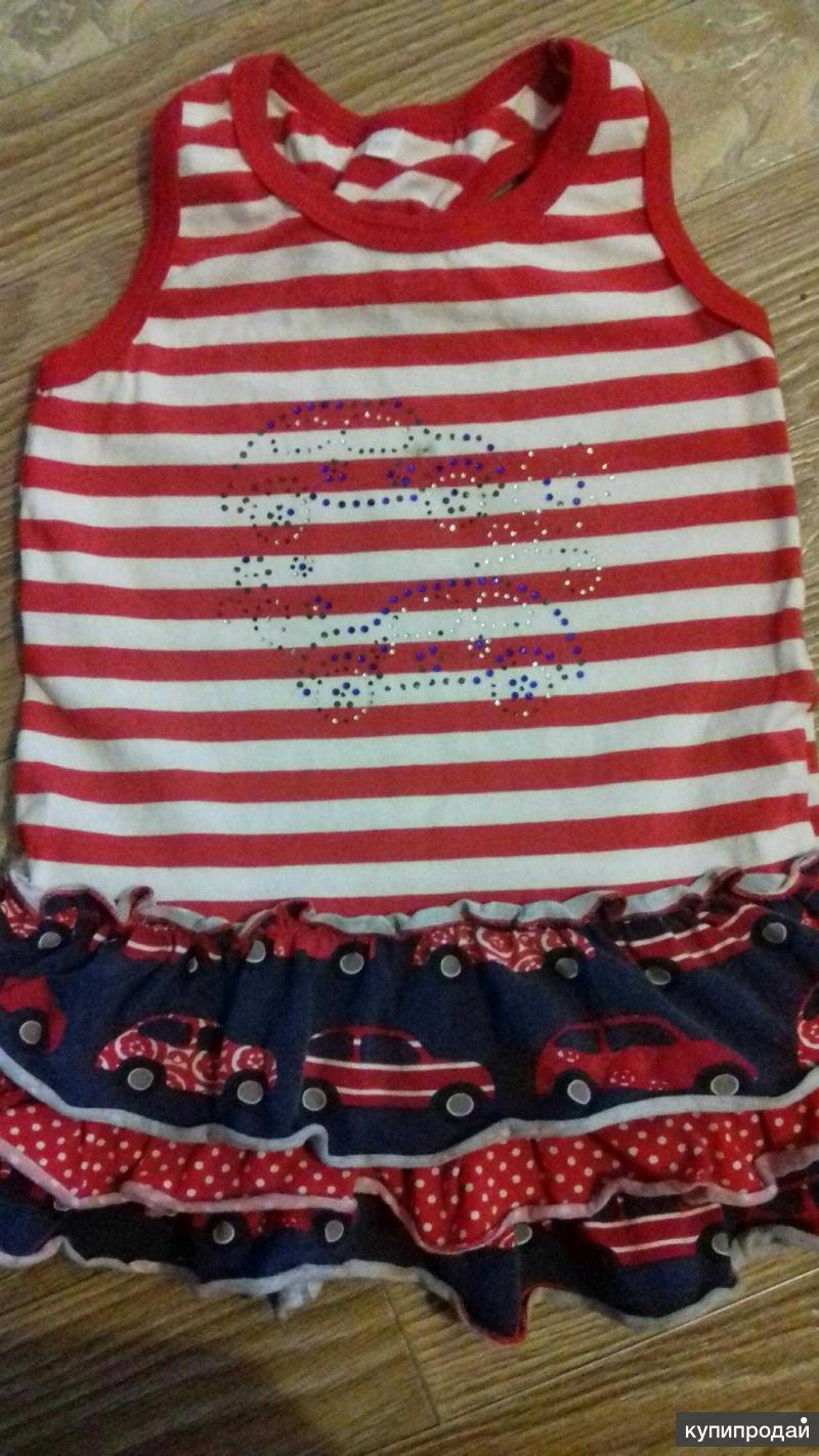 Одежда для девочек 104-110р. Отл сост