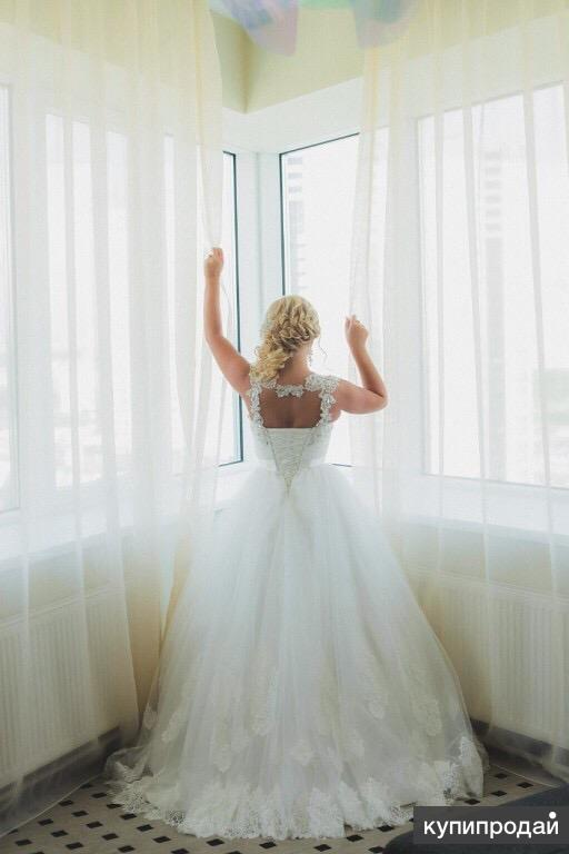 Свадебное платье дизайнера Ira Koval